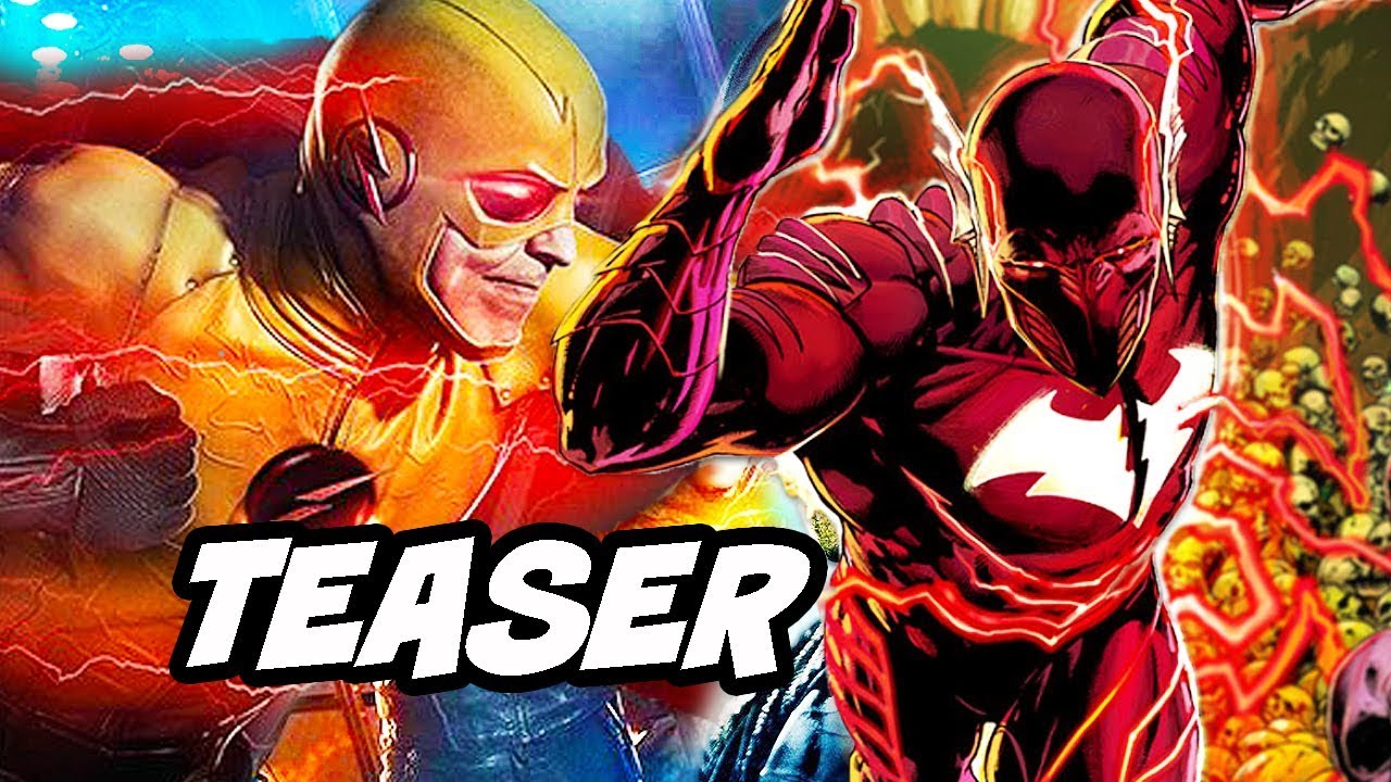 In The Flash