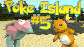 "Minecraft | Pixelmon Survival Island EP 5 ""THREE MASTER BALLS"""