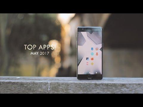 Top Android Apps! (May 2017)