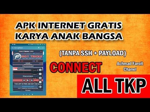 Cara Internet Gratis Dengan Apk Pinoytricks Vpn