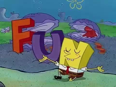 Spongebob Squarepants - F.U.N.
