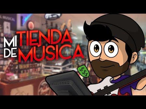 MI TIENDA DE MÚSICA ⭐️ Kaotik Shop | iTownGamePlay
