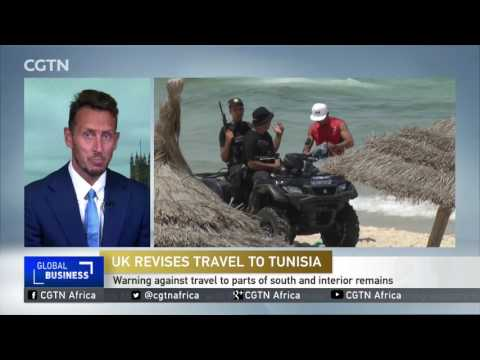 UK foreign office lifts travel restrictions to Tunisia