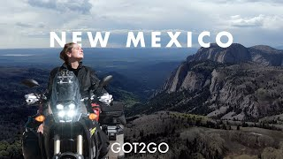 NEW MEXICO: a SCENIC motorcycle roadtrip from Chama to Taos and Eagle Nest Thumb