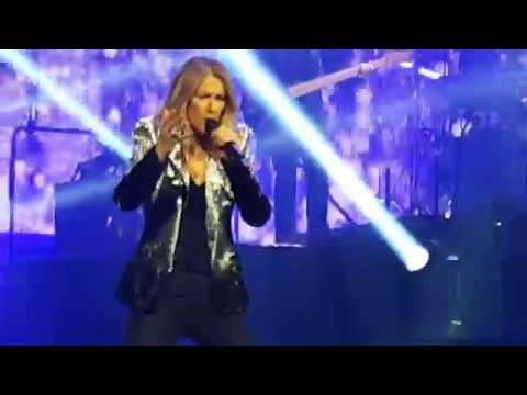 Céline Dion - The Power Of Love & I Drove All Night (Live, June 17th 2017, Tele2 Arena, Stockholm)