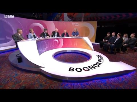 BBC Question Time: Bognor Regis 16th March 2017