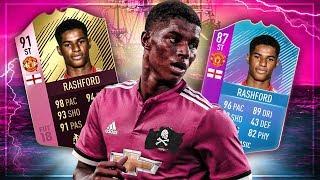 FIFA 18 | RASHFORD SPECIAL BATTLESHIP WAGER  🔥🔥 vs Tisi Schubech 😱