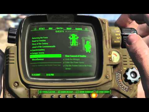 Fallout 4 gameplay episode 10- THE SECOND BASE