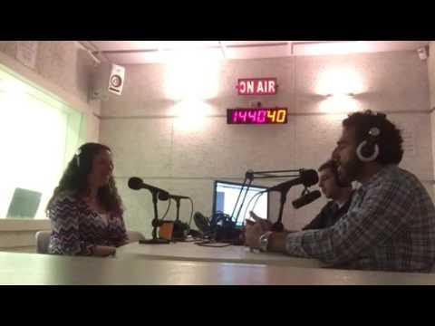 AMHSI-JNF's Leor Sinai interviews Shana Sisk, Associate Marketing Director