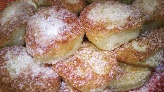 Творожное Печенье ЗА 5 МИНУТ. | БЫСТРЫЙ рецепт ПЕЧЕНЬЯ на сковороде.