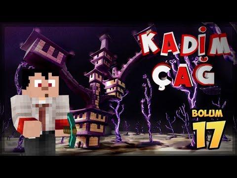 End Şehri   KADİM ÇAĞ   Bölüm 17   Minecraft Multiplayer
