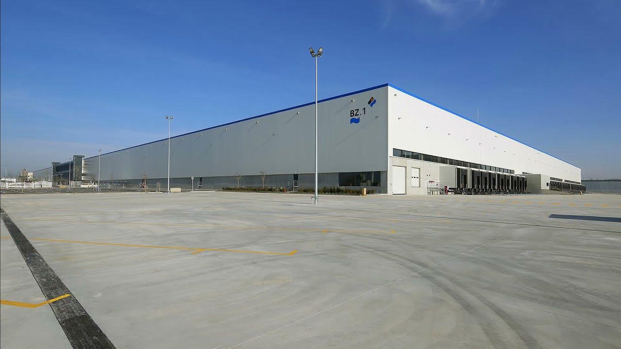 Parc logístic BZ.1 ZAL Port-Ciutat