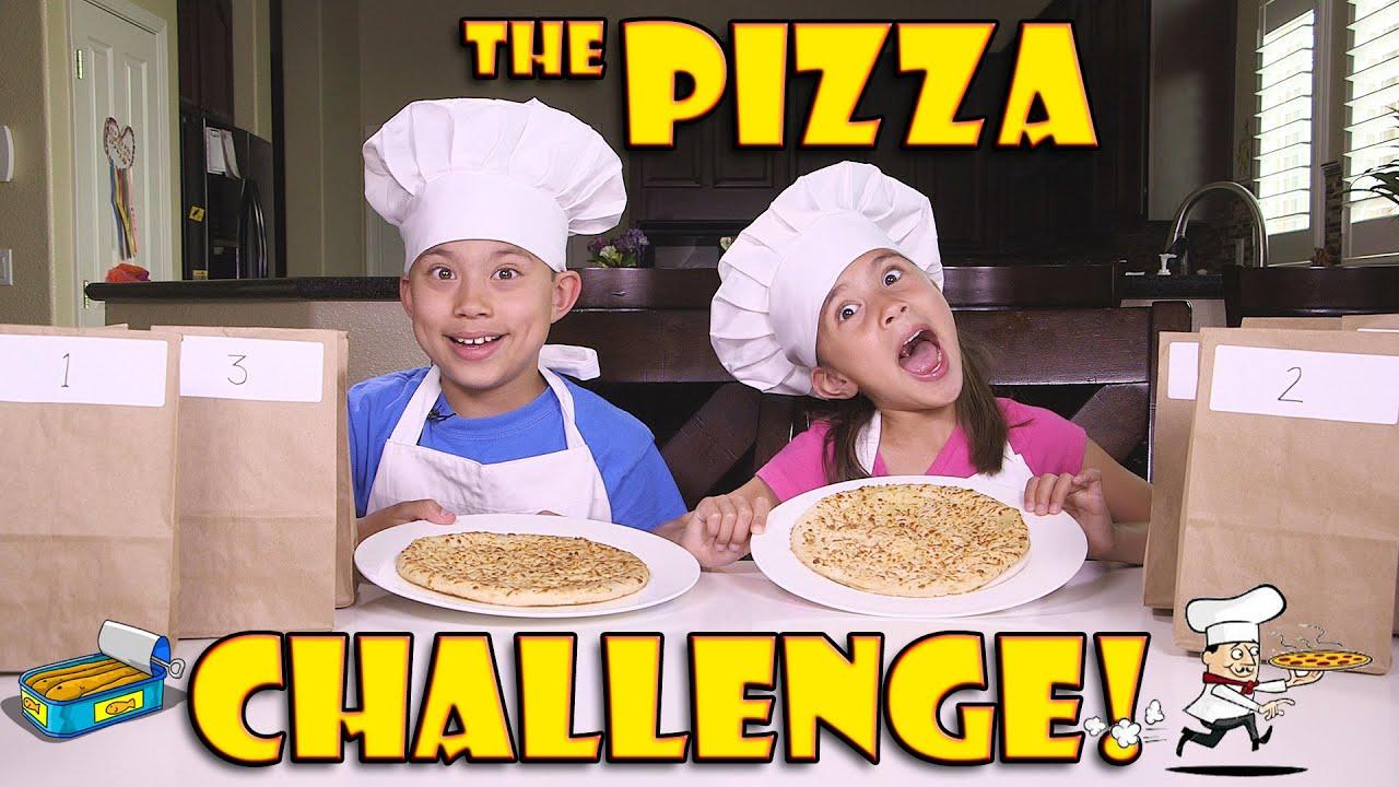 Pizza challenge with chef evantubehd secret recipe youtube forumfinder Choice Image