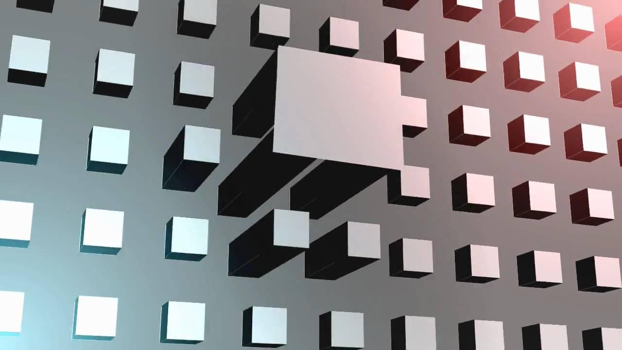 3d Cubes Youtube