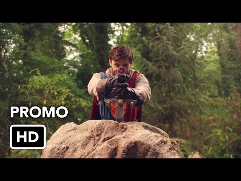 """Once Upon a Time Season 5 Promo """"Exciting New Chapter"""" (HD)"""