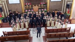 rockin jerusalem andre j thomas the nsa choir