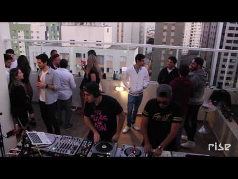 Brainkillerz @ Rise Opening Sunset Party - DJ SET