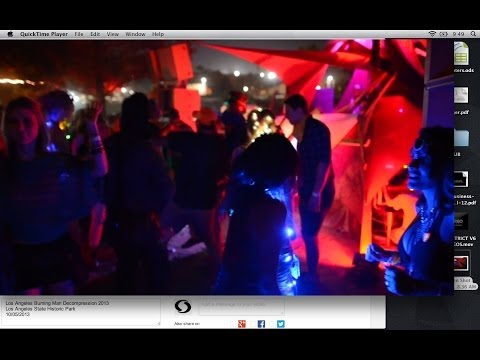 Subtract Music & DISTRIKT Present SubDISTRIKT - LA Decompression 2013
