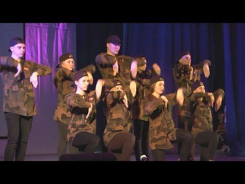 В Дома культуры «Октябрь» прошёл юбилейный концерт танцевального коллектива «Free Dance»