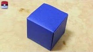 557  색종이 한장으로 만드는 (큐브) 종이접기  색종이접기  Origami  摺紙 折纸 оригами 折り紙  اوريغامي