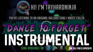 Dance to forget female cover