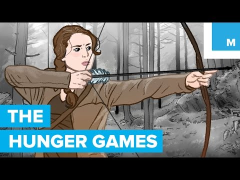 'The Hunger Games' in 3 Minutes | Mashable TL;DW