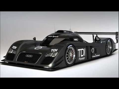 2010 Audi R15 TDI LM Prototype