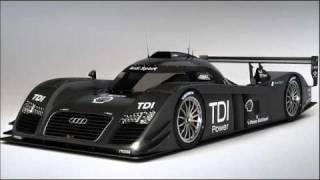 Audi R15 TDI 2010 Videos