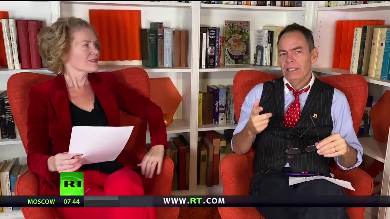 Bitcoin Reaches All Time Highs - Keiser Report Boxing Day 2020 Special with Simon Dixon