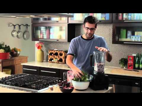 Healthy Meal Ideas: Greens Smoothie thumb