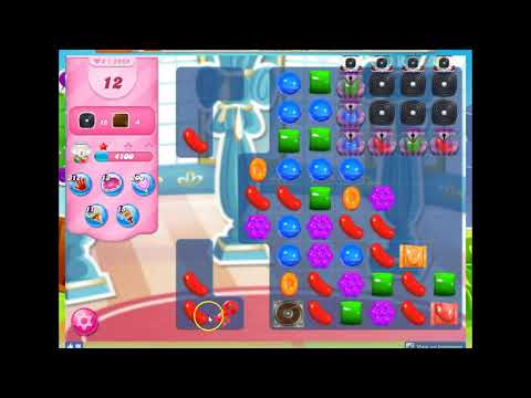 Candy Crush Level 2659 Audio Talkthrough, 3 Stars 0 Boosters