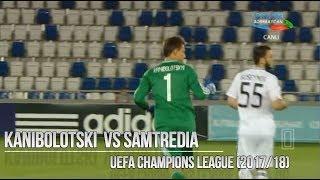 Anton Kanibolotski vs Samtredia (Away) HD by Az Scout