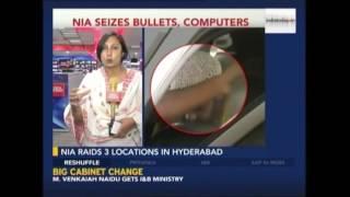 NIA Cracks ISIS Terror Module During Ramzan In Hyderabad