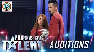 Pilipinas Got Talent Season 5 Auditions: P.W.R. Music - Singer/Rapper Couple