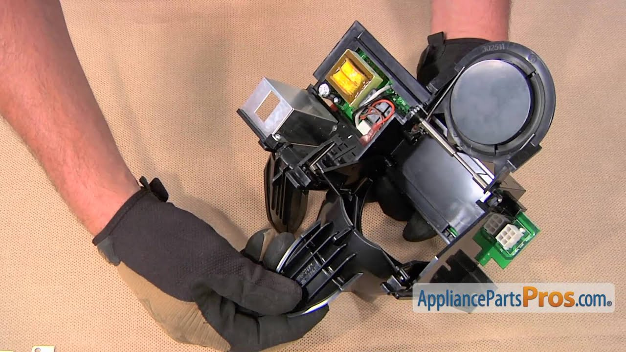 Refrigerator Ice Dispenser Actuator Arm (part #241681903)-How To Replace