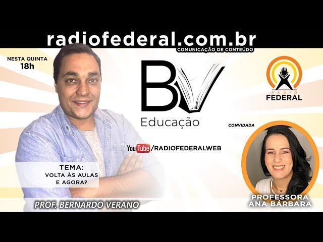 BV EDUCAÇÃO - 05/08/2021