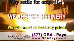 Sell Gold Orange Park Jacksonville FL 14226 Gold Buyers of America