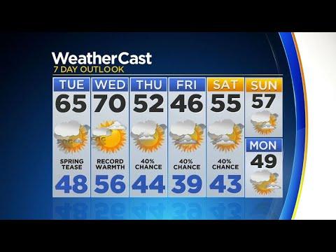 2-19 CBS2 PM Weather Update