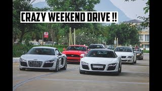 Weekend with extremely LOUD Supercars | Bangalore | India