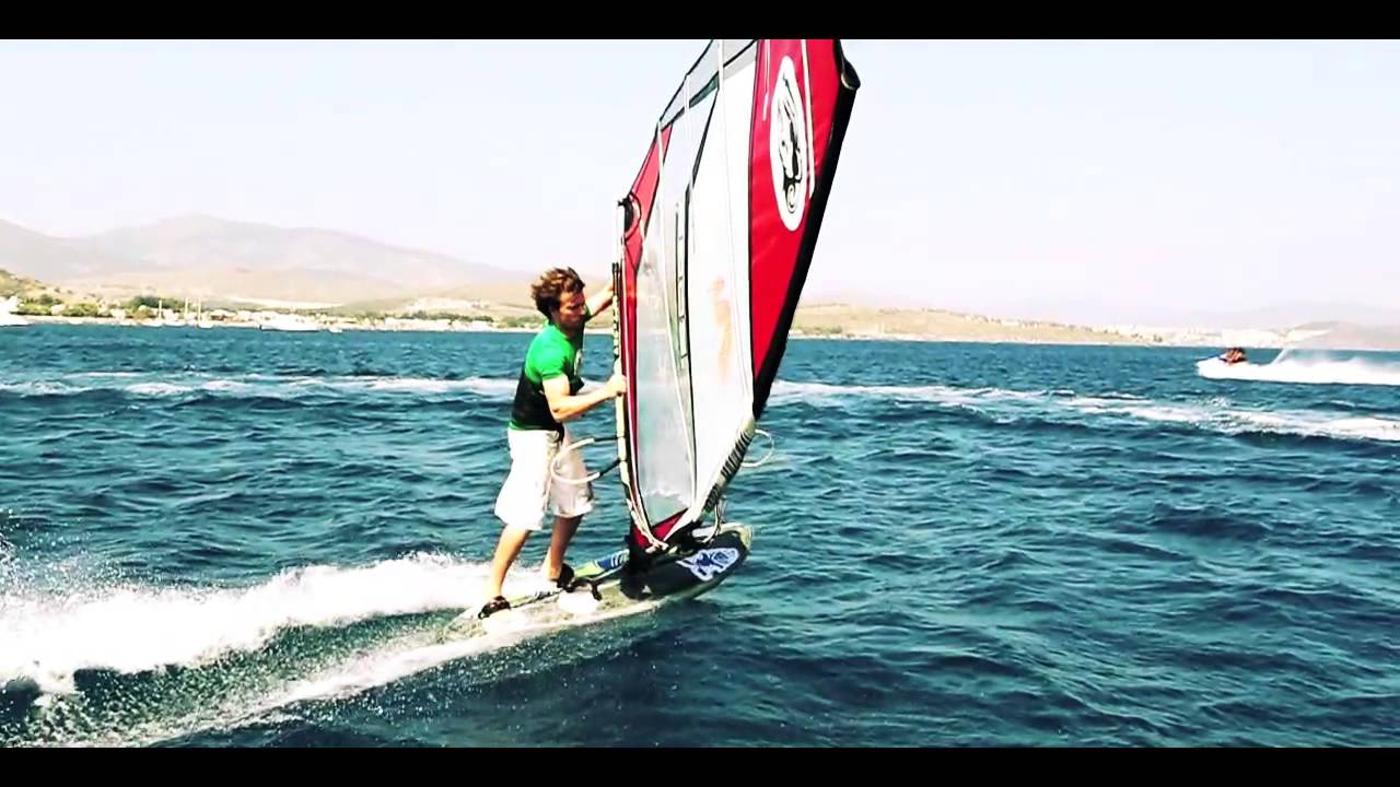 How To Duck Gybe On A Windsurfer