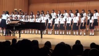 【合唱】 ハナミズキ  【帝塚山高校】