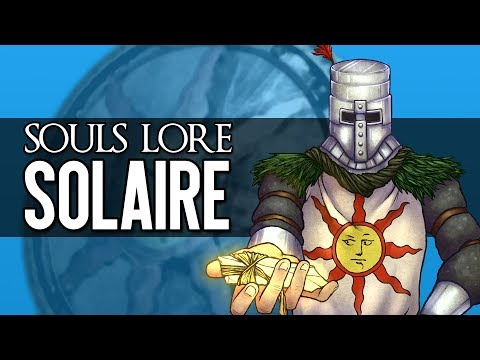 Dark Souls Lore - Solaire of Astora