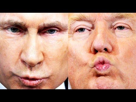 Donald Trump is Vladimir Putin