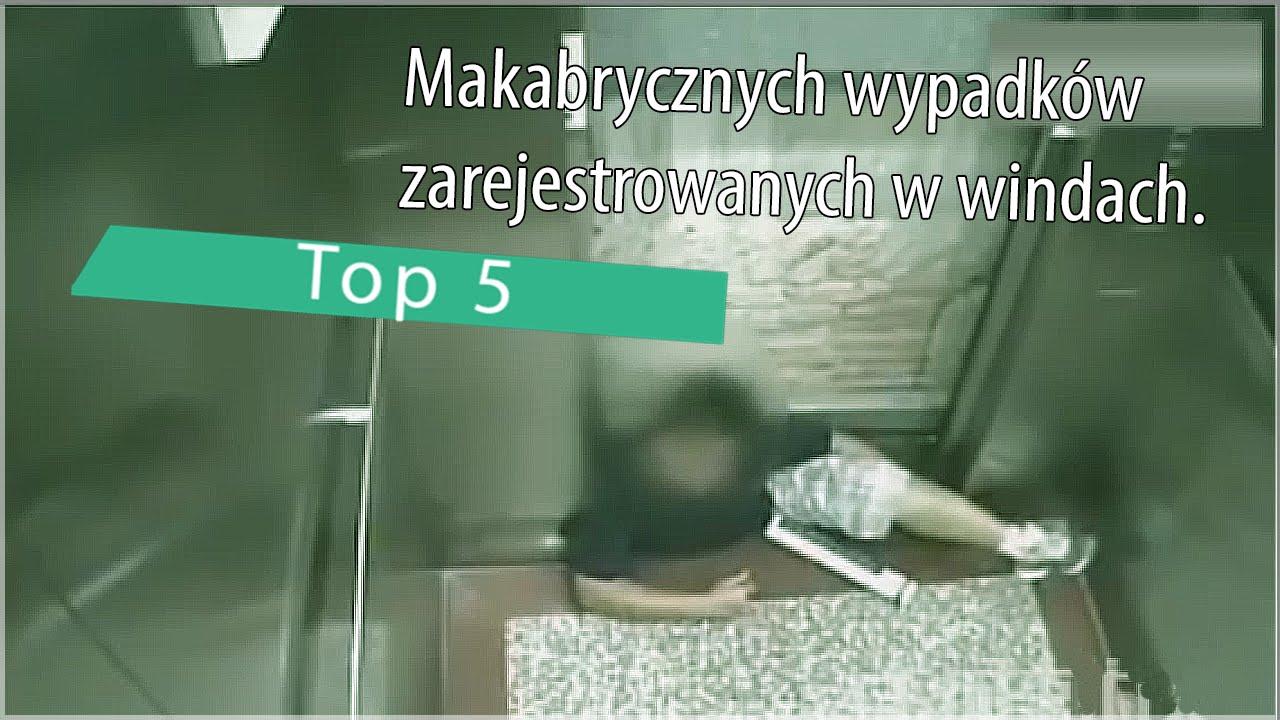 5 makabrycznych wypadków zarejestrowanych w windach