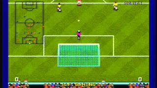 Megadrive - World Cup USA 94 - Complete Playthrough