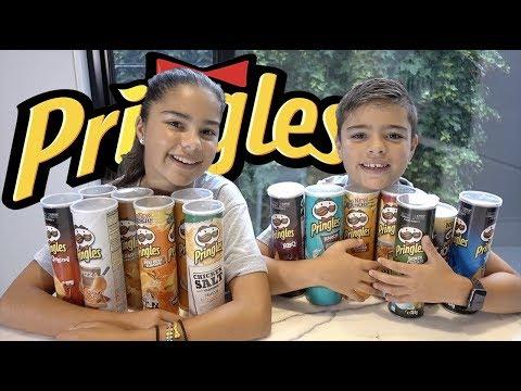 Pringle Challenge | Grace