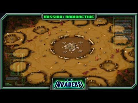8-Bit Invaders! | Cranioids Ep 9 Radioactive |