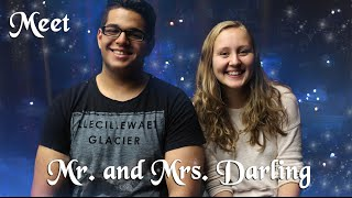 Meet the cast: Anthony & Madison (Mr. & Mrs. Darling)