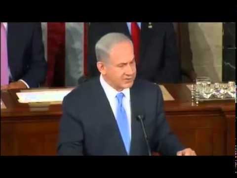 Benjamin Netanyahu  בנימין נתניהו קונגרס 2015