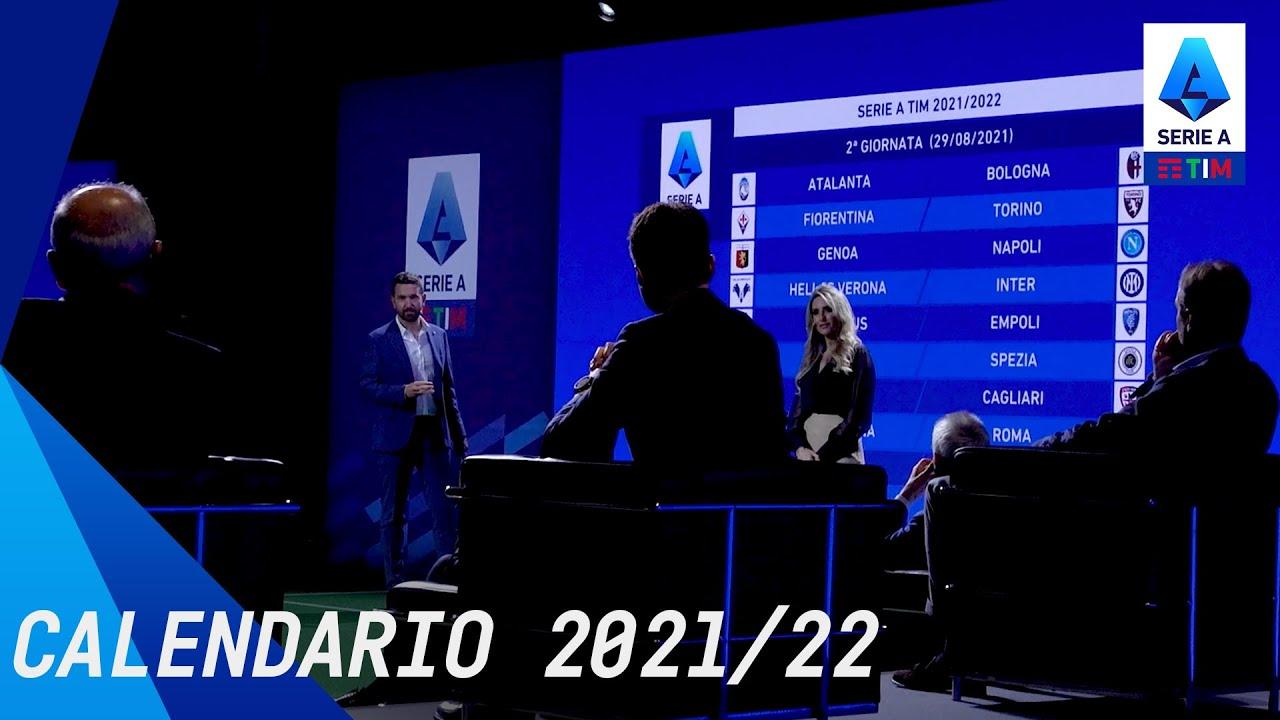 Speciale Calendario Serie A TIM 2021/22 | Serie A TIM